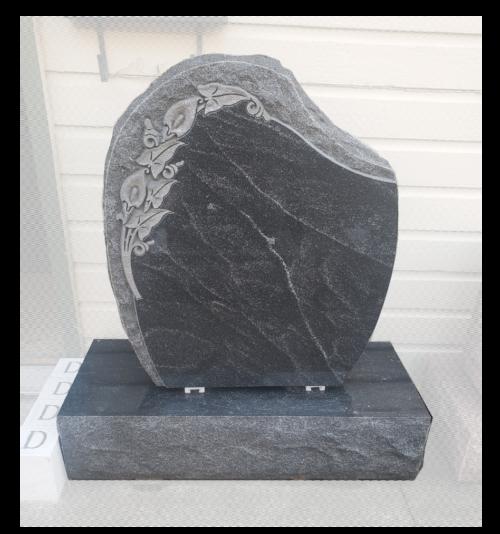 gem mist granite memorial