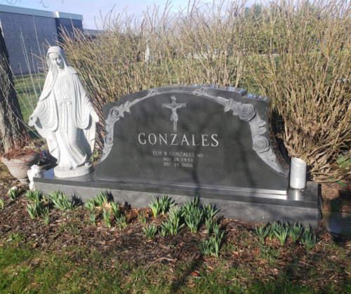 gonzales-monument