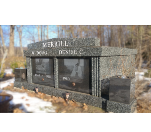 Merrill mausoleum